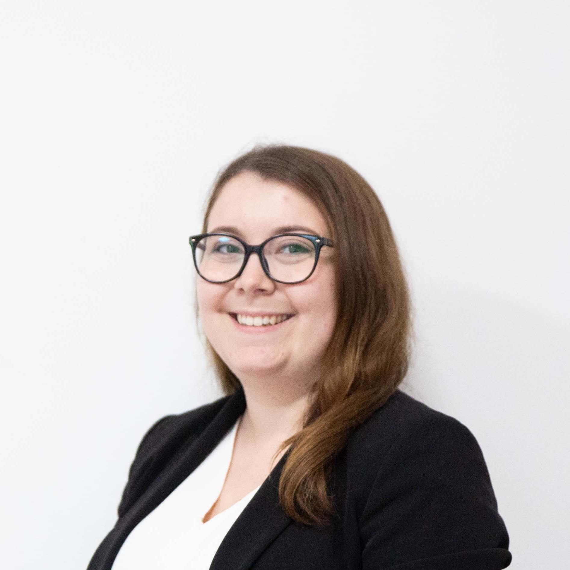 Charline Kappes, CFO